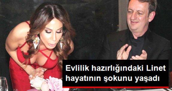 Şarkıcı Linet'in Nişanlısı Evli Çıktı