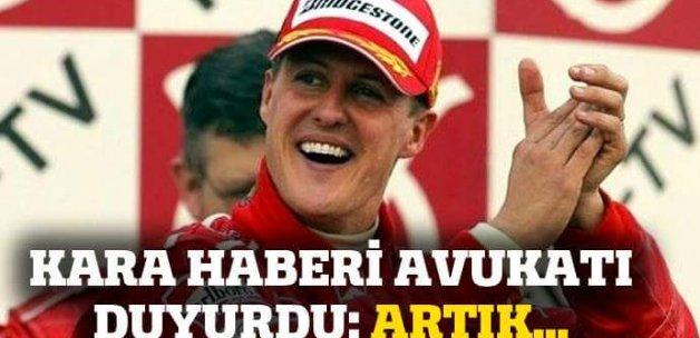 Schumacher'in avukatı: Artık ayakta dahi duramayacak