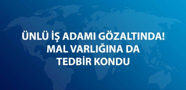 Seyidoğlu Baklavaları'nın Sahibi Mustafa Seyidoğlu, Gözaltında