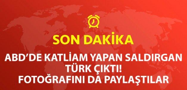 Son Dakika! ABD'de 5 Kişiyi Öldüren Saldırgan Türk Çıktı