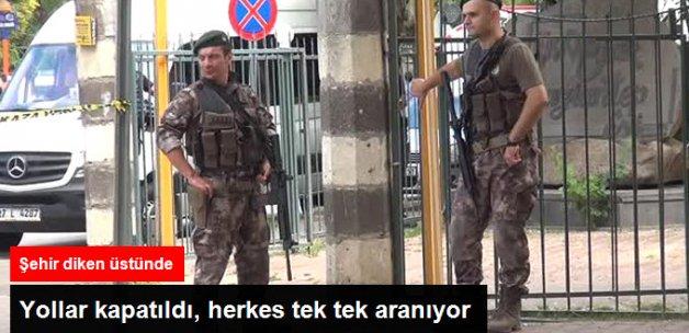 Son Dakika! Gaziantep'te Bombalı Saldırı İhbarı Polisi Alarma Geçirdi