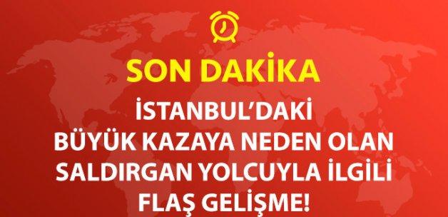 Son Dakika! İstanbul Valiliği: Şoförü Darp Eden Kişi Gözaltına Alındı