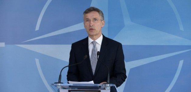 Stoltenberg Rusya'yı uyardı