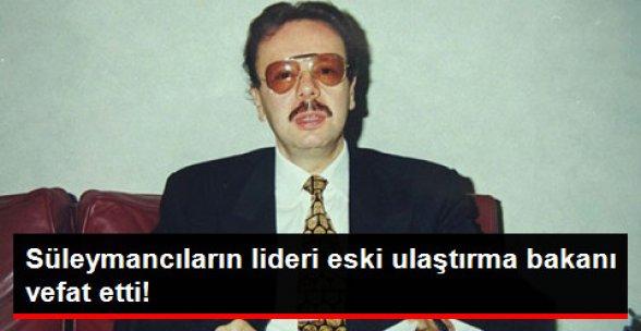 Süleymancıların Lideri Ahmet Arif Denizolgun Vefat Etti!