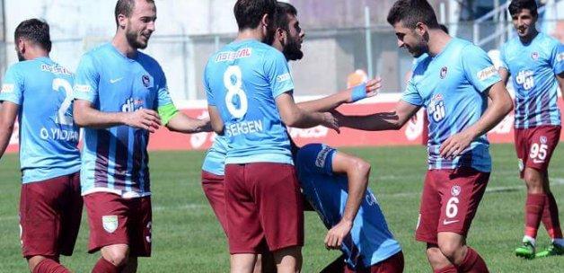 Süper Lig ekibi, 2. Lig takımına elendi