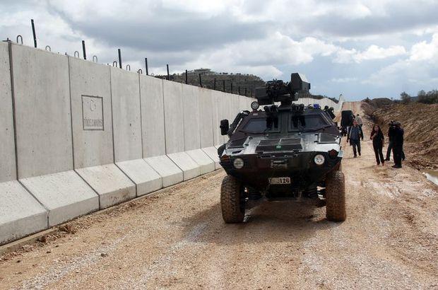 Suriye sınırında 2 bin 272 kişi yakalandı