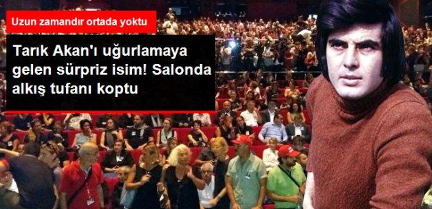 Tarık Akan'ı Uğurlamaya Ahmet Necdet Sezer de Geldi