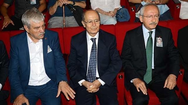 Tarık Akan için düzenlenen törene 10. Cumhurbaşkanı Sezer de katıldı