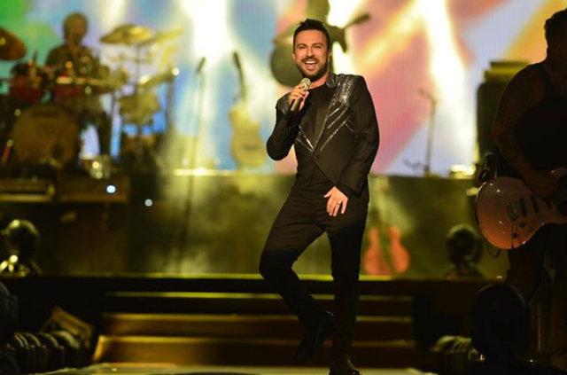 Tarkan Expo 2016 Antalya konserinde hayranlarını coşturdu