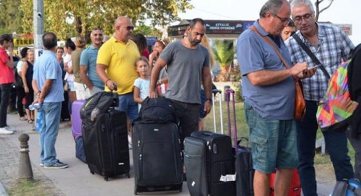 Tatilcilere uyarı: 16 Eylül'e dikkat!