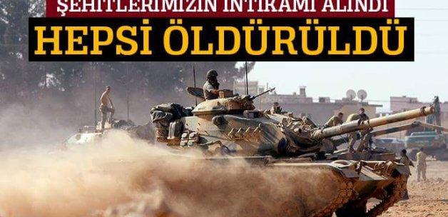 TSK DAEŞ'i vurdu: 20 terörist öldürüldü