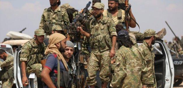 TSK: Suriye'de o havalimanı ele geçirildi