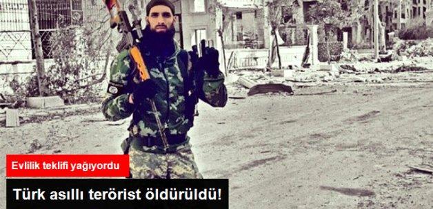 Türk Asıllı IŞİD'li Terörist İsrafil Yılmaz, Rakka'da Öldürüldü