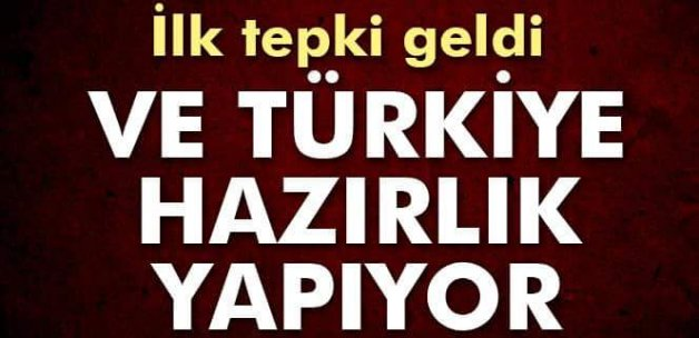 Türkiye'den 'Suriye' açıklaması