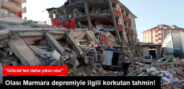 Ünlü Deprem Uzmanı Naci Görür Olası Marmara Depremiyle İlgili Korkuttu
