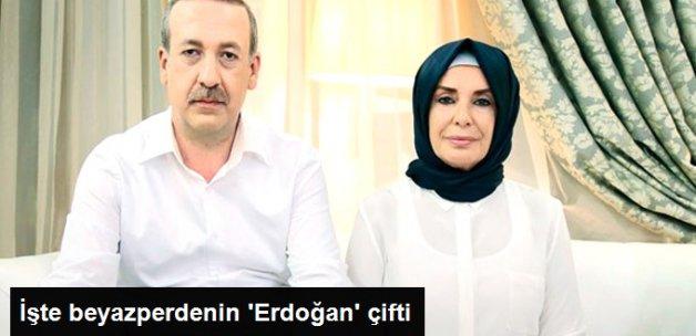 'Uyanış' Filminden İlk Kare! İşte Beyazperdenin Erdoğan Çifti