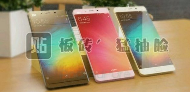 Xiaomi Mi Note 2 Özellikleri Belli Oldu