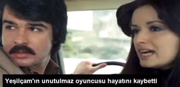 Yeşilçam'ın Unutulmaz Oyuncularından Mahmut Hekimoğlu Hayatını Kaybetti