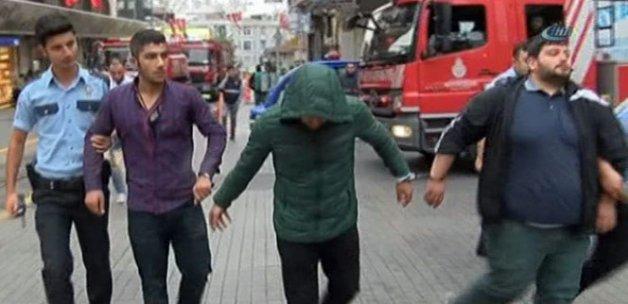 Yönetmen Sinan Çetin'in sahibi olduğu işyerinde tahliye gerginliği