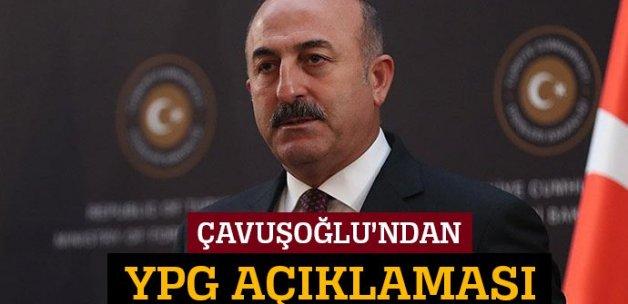 'YPG unsurları halen Münbiç'te'