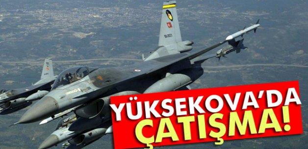 Yüksekova'da 6 terörist etkisiz hale getirildi, 1 terörist teslim oldu
