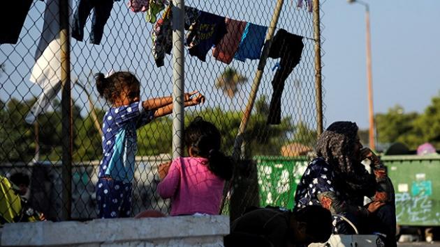 Yunanistan'daki sığınmacı ve göçmen sayısı 60 bini geçti