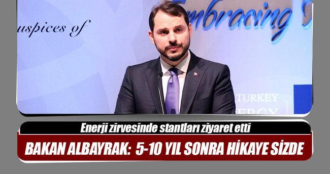 23. Dünya Enerji Kongresi başladı