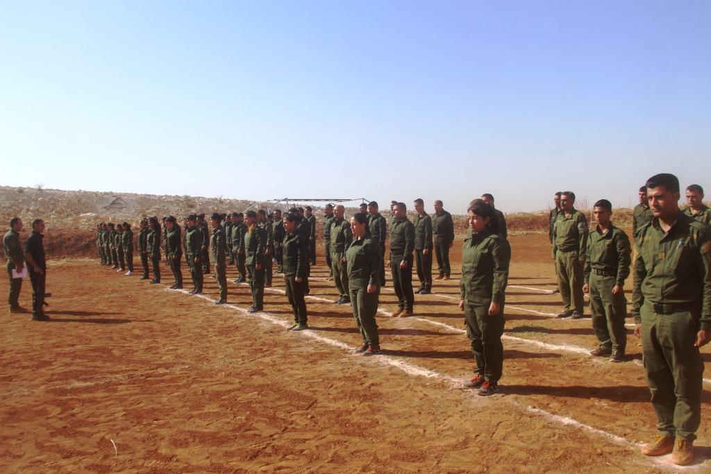 40 kişi daha Asayiş Güçlerine katıldı