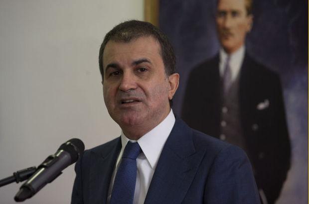 AB Bakanı ve Başmüzakereci Ömer Çelik: Panelin iptali ifade özgürlüğüne karşı bir tutumdur