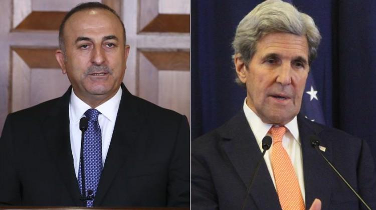 ABD'den Türkiye'ye Suriye telefonu