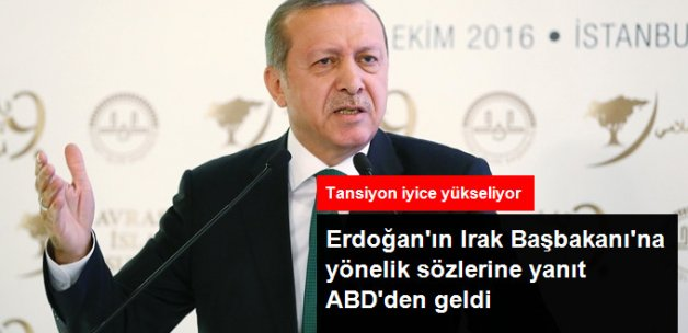 ABD: Irak'taki Türk Askerleri, Uluslararası Koalisyonun Parçası Değil