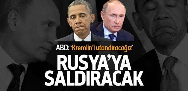 ABD, Rusya'ya siber saldırı yapacak