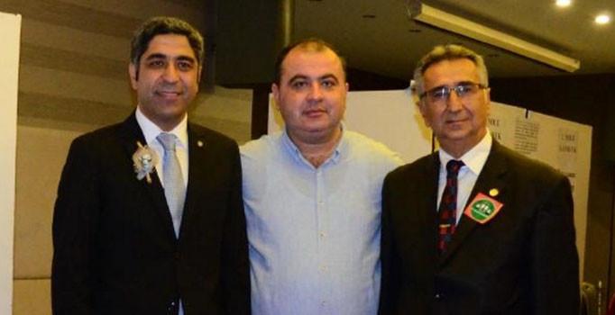 Adana Barosu'nun yeni başkanı Veli Küçük oldu | Son dakika haberleri
