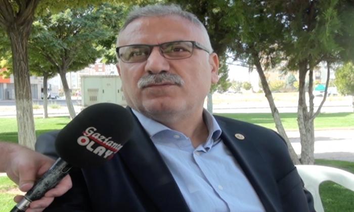 Ak Parti Milletvekili Abdulkadir Yüksel, Terör Olaylarını Değerlendirdi