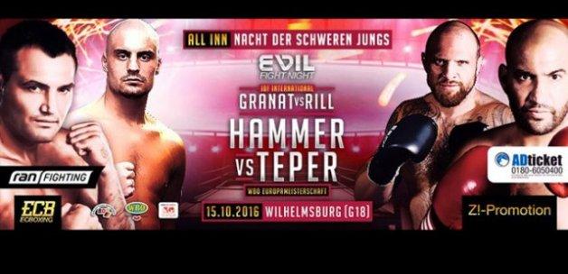 Alman ringlerinde Türk fırtınası esecek