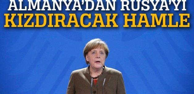 Almanya 'Rusya'ya yaptırım' önerisine sıcak bakıyor