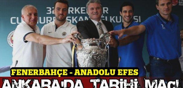 Ankara'da tarihi randevu!