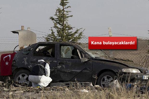 Ankara'daki canlı bombaların muhtemel hedefleri belirlendi