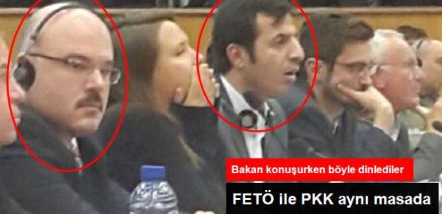AP'de Dikkat Çeken Kare: FETÖ ile PKK Aynı Masada