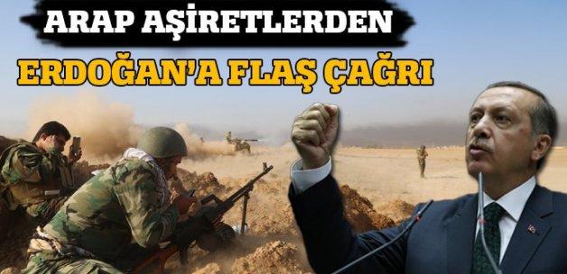 Arap aşiretlerinden Türkiye'ye Musul operasyonuna katılma çağrısı