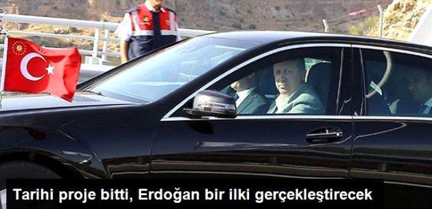 Avrasya Tüneli'nde Sona Gelindi, İlk Geçişi Cumhurbaşkanı Erdoğan Yapacak
