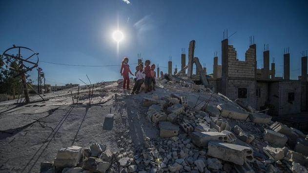 Avrupa Birliği'nden Halep çağrısı