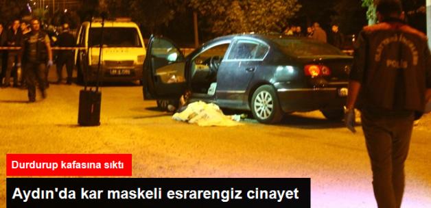 Aydın'da Kar Maskeli Esrarengiz Cinayet