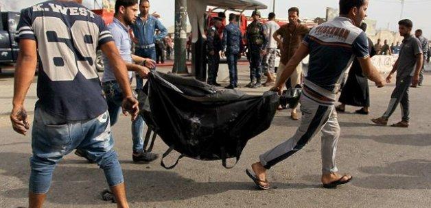 Bağdat'ta intihar saldırısı: 14 ölü, 21 yaralı