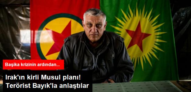 Bağdat Yönetimi Cemil Bayık'la Anlaştı! PKK'ya Musul'da Haşdi Şabi Maskesi