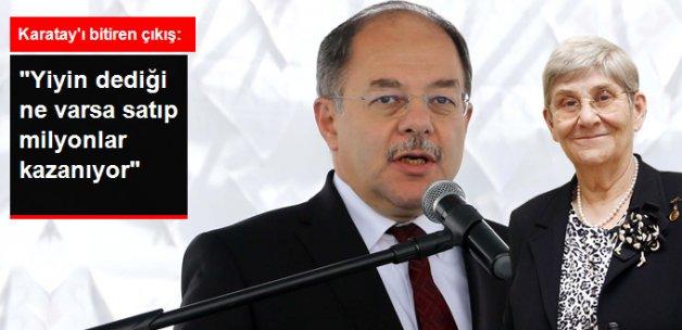 Bakan Akdağ'dan Canan Karatay'a Eleştiri: Yiyin Dediği Ne Varsa Satıyor