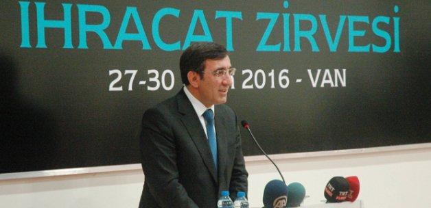 Bakan Yılmaz: 'Türkiye-İran işbirliği çatışmaların panzehiridir'