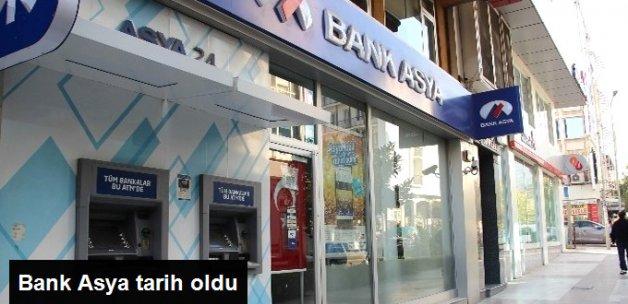 Bank Asya Artık Tarih Oldu