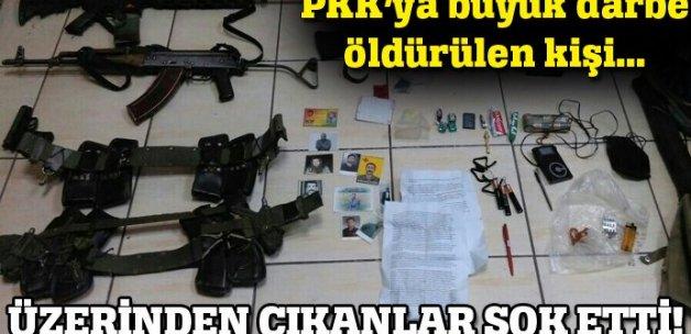 Bitlis'te terör operasyonunda 1'i ölü 2 terörist ele geçirildi