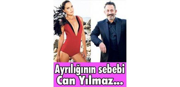 Cem Yılmaz - Ebru Şallı ayrılığının sebebi Can Yılmaz!